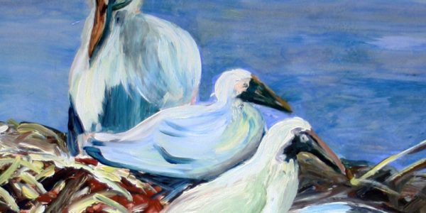 """""""Stretching Boundaries"""", featuring the work of Betty Lemley opens at the Lincoln Art Center Friday, September 16 from 5:30 - 7:30, with a gallery walk at 6:15. This exhibit runs through October 22, 2016."""