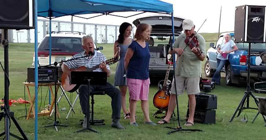 The Lincoln Art Center's After Harvest Music Festival is Friday July 7, 2017!