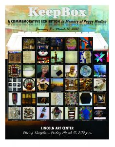 Poster, 40 artists
