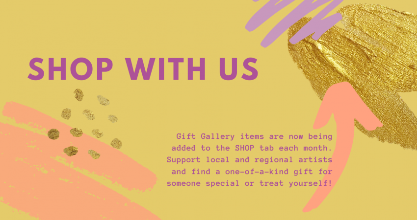 Shop the Lincoln Art Center gift gallery online